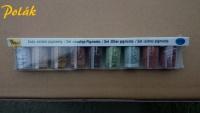 Pigmentpulver Set #2 mit 9 Farben