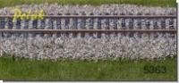 Schotter Kalkstein graubraun 1,00-1,50 mm für Nenngröße 0