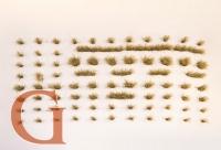 Grasbüschel, Höhe 4,5 mm, mittelgrün und braun (Variante F)